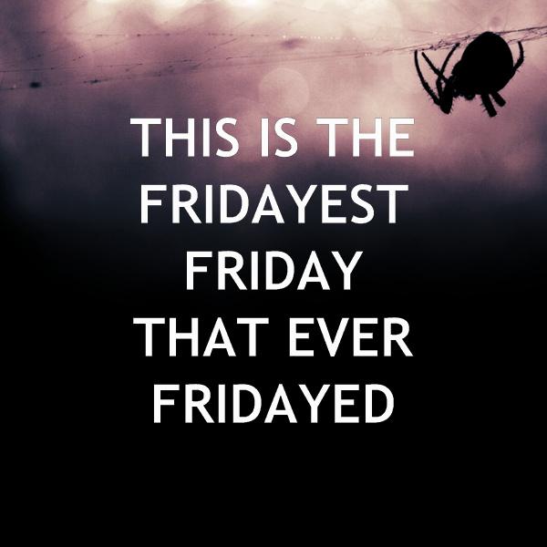 """Scary Friday"" demotivator"